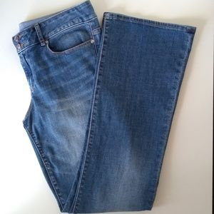 Gap 1969 women's Perfect Boot Jeans Size 31/12r